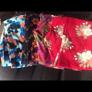 Lularoe leggings (lots of 3)